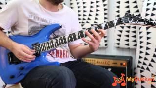 Jackson JS32 Dinky Arch Top - Elektro Gitar İncelemesi (Hızlı Video)