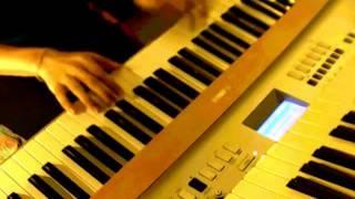 รักหนึ่งคำ จดจำตลอดไป - ริท Piano Cover By LaughZ