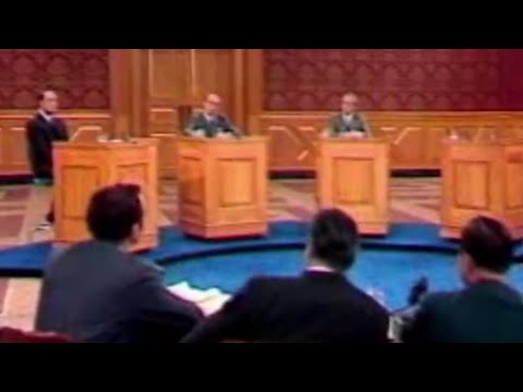 1968 Canadian Federal Election Debate