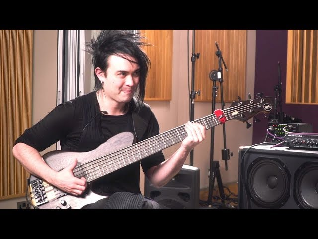 PLAY SLAP BASS LIKE A BEAST... with Henrik Linder of Dirty Loops