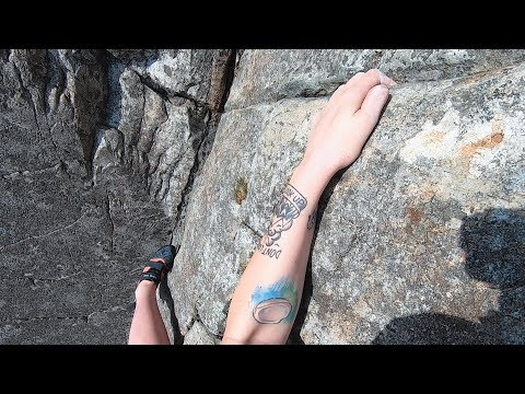Am I Really That Bad At Trad Climbing? | Grooved Arete, Tryfan