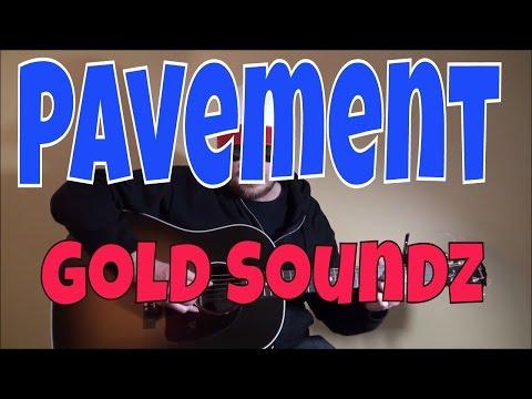pavement - gold soundz - fingerpicking guitar cover