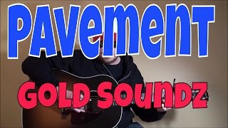 pavement - gold soundz - fingerpicking guitar cover