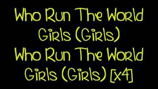 Beyoncé - Run The World (Girls) [Lyrics] HD
