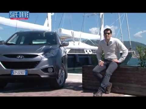 Tester per un giorno con Hyundai ix35