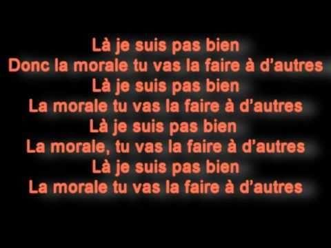 Sexion D'Assaut - A Bout De Souffle - Parole