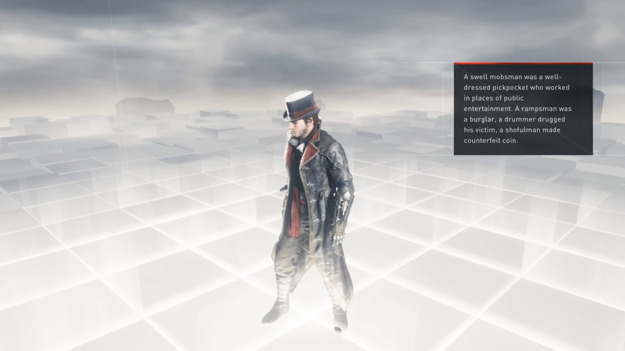Assassins Creed Syndicate Maximum Dracula Outfit Youtube