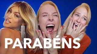 Baixar REACT À PARABÉNS (Pabllo Vittar feat. Psirico)