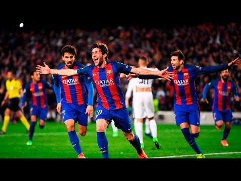 Las GOLEADAS MÁS HUMILLANTES del Mundo del FÚTBOL | Champions League