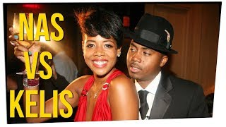 Nas Finally Responds to Accusations by Ex-Wife Kelis ft. Steve Greene & Nikki Limo