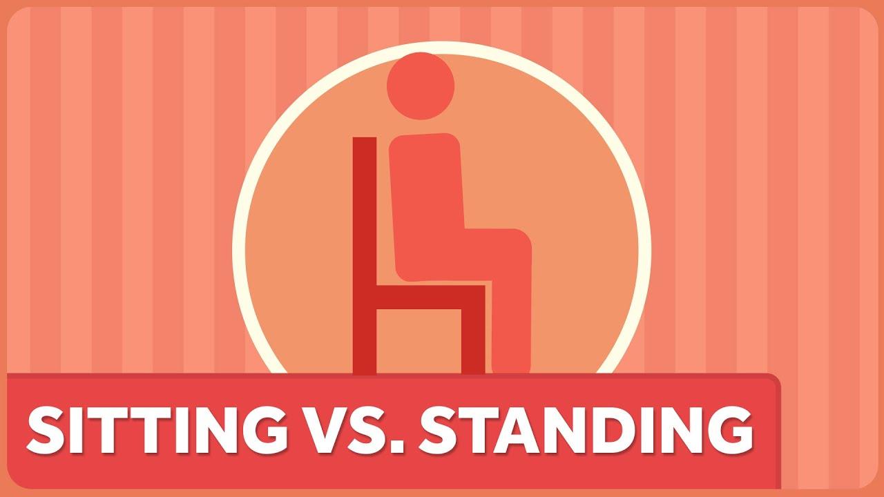 Ergonomic Workstations For Your Health? Sitting Desk Vs Standing Desk 1