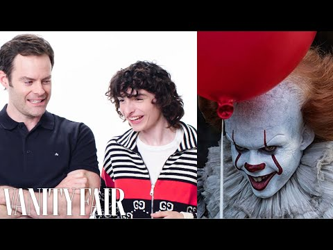 The Cast of 'IT Chapter Two' Recaps the First Movie | Vanity Fair