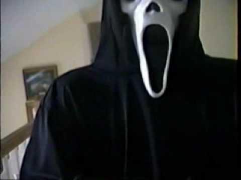 Scream Ghost Face Killer training