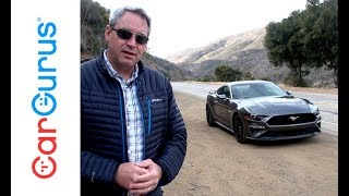 2018 Ford Mustang   CarGurus Test Drive Review