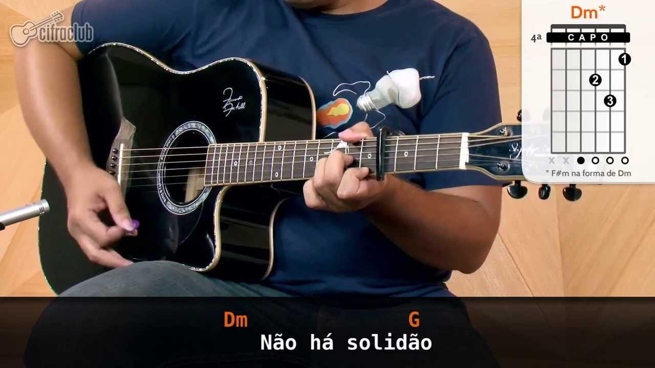 d57566a64f924 Deus e Eu No Sertão - Victor e Leo (aula de violão). Cifra Club