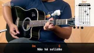 Deus e Eu No Sertão - Victor e Leo (aula de violão)