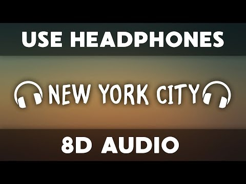 The Chainsmokers - New York City (8D Audio)