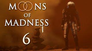 Moons of Madness - Прохождение игры - Пещера безумия [#6] | PC / Видео