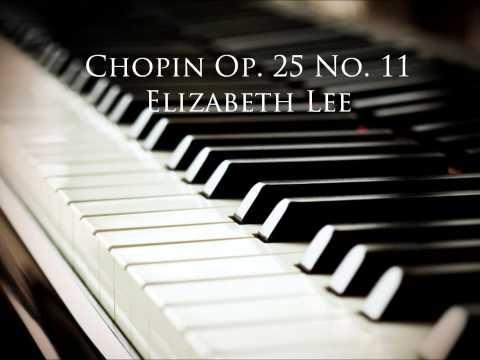 Chopin Op. 25 No. 11