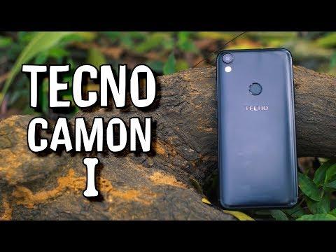 Tecno Camon I Full Review | 4K | ATC