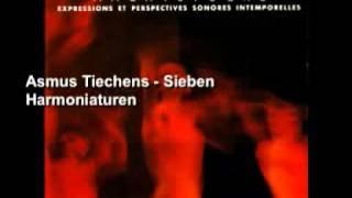 Asmus Tietchens - Sieben Harmoniaturen