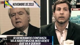 Lo que prometía Macri sobre el ajuste y el dolar - 678