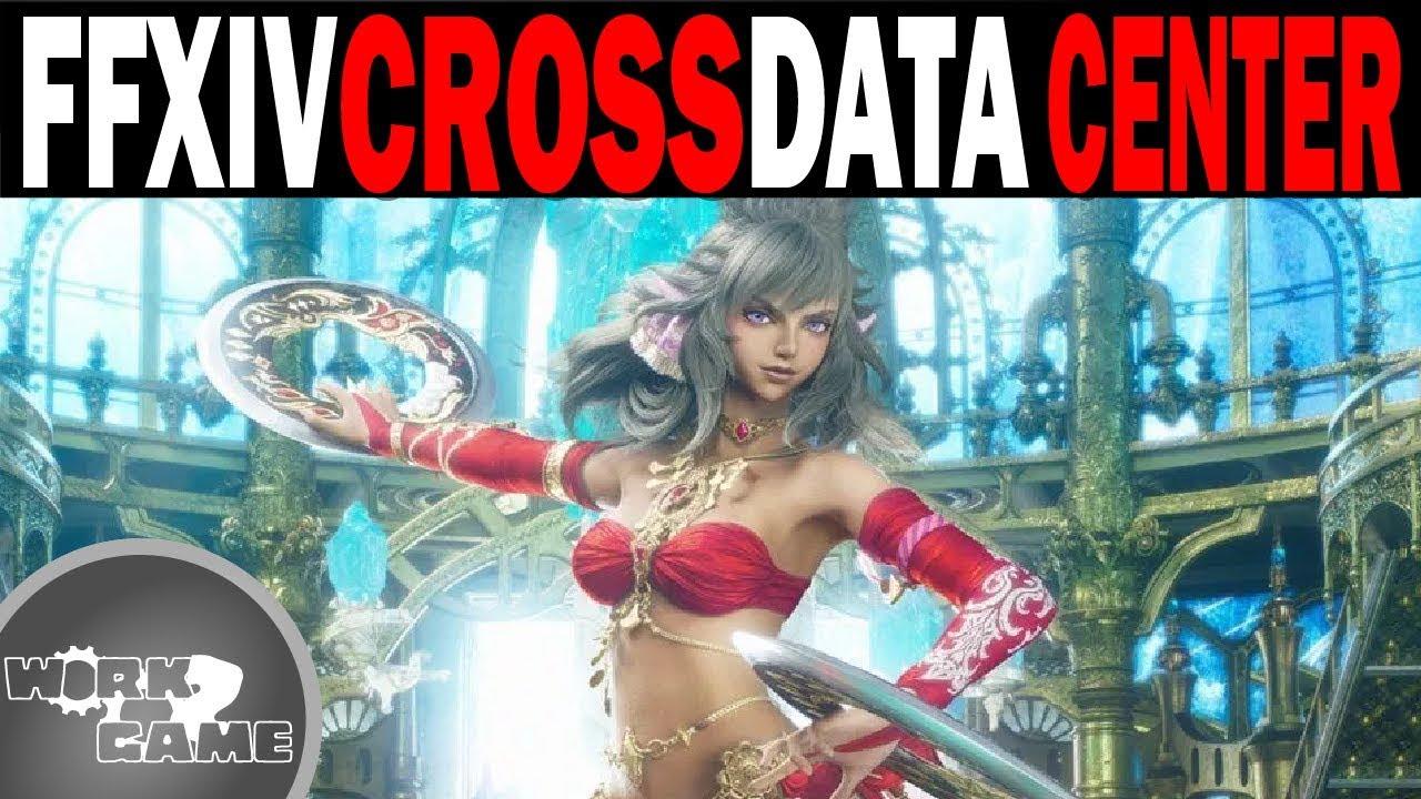 FFXIV Cross Data Center Closer Than We Think?!!!   FF14 News