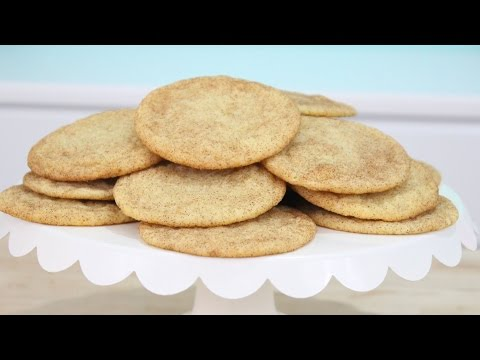 How To Make Snickerdoodles!