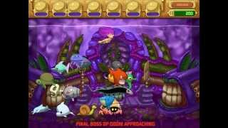 Download Video Insaniquarium - Final Battle (all pets survival) MP3 3GP MP4