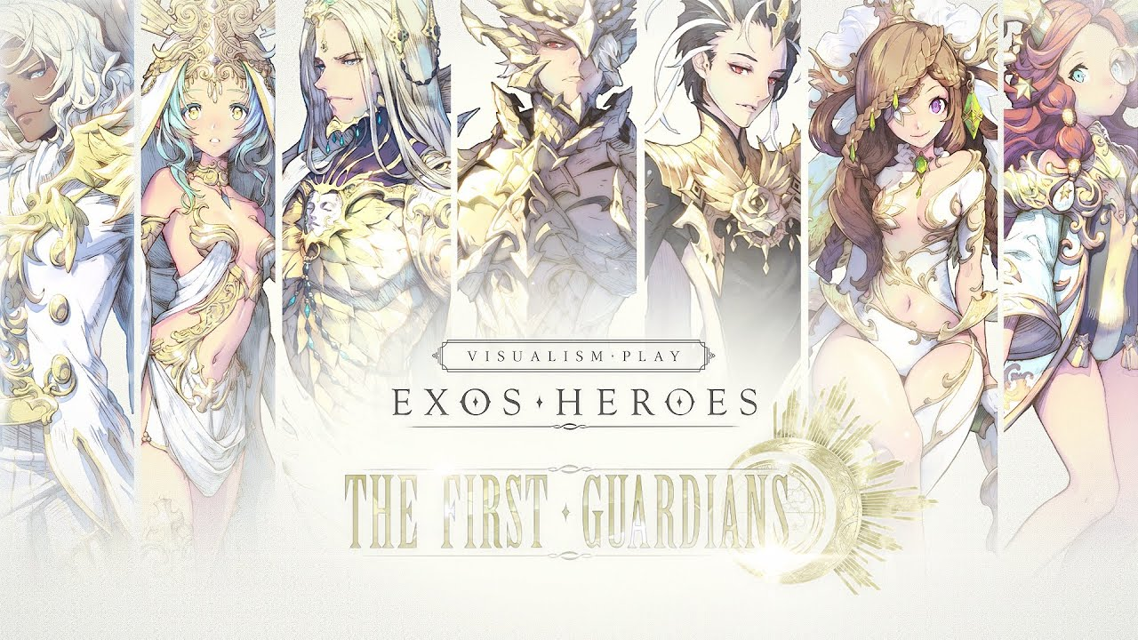 [EXOS HEROES] RAMGE The First Guardians PV