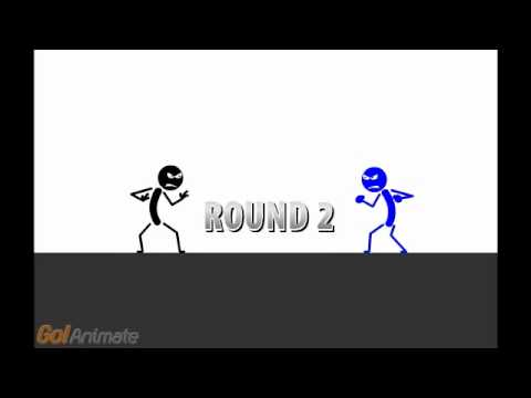 Go Animate Stick Fight Youtube