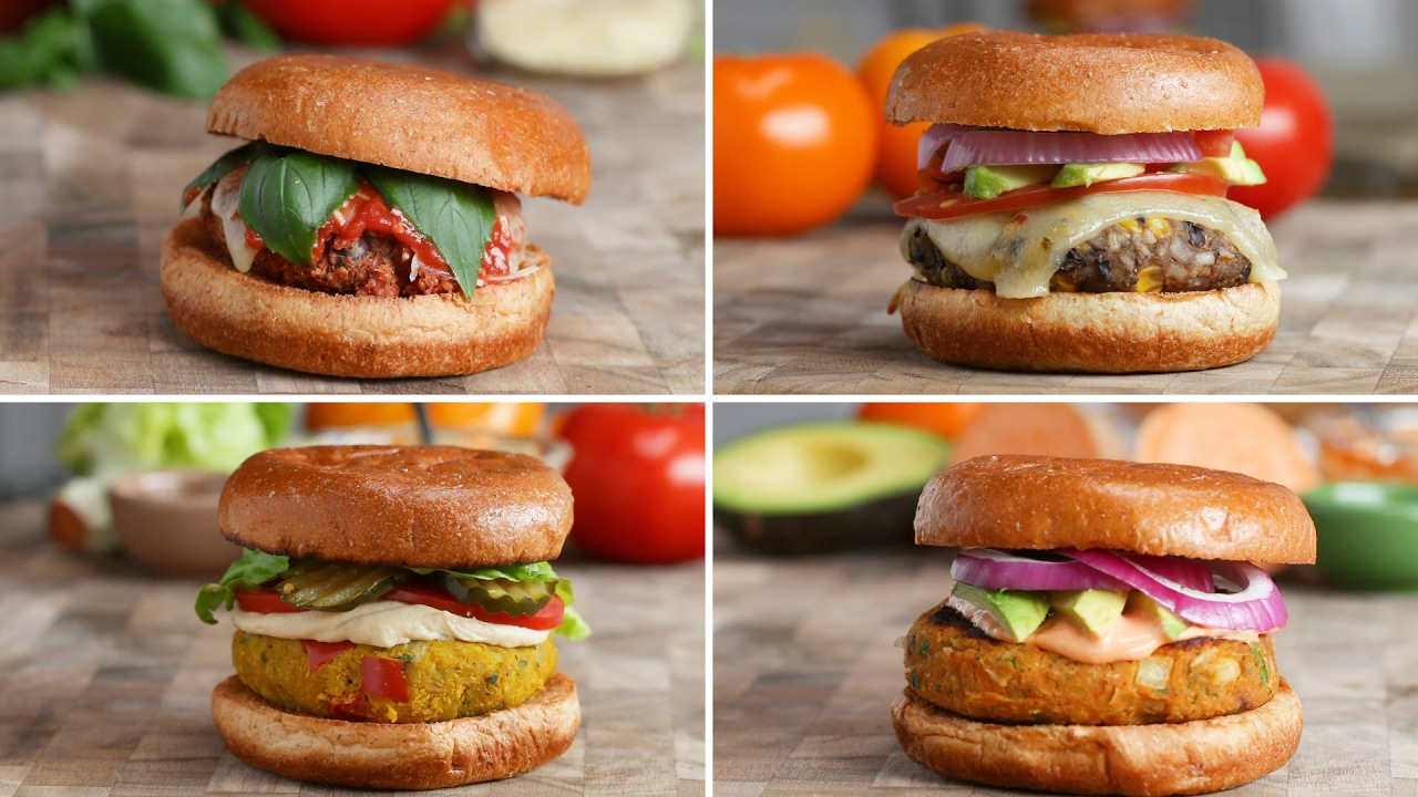 7 ways to improve your burger 7 ways to improve your burger new images