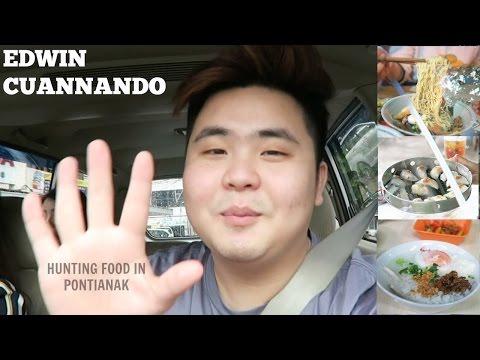 Berkunjung ke Kota Pontianak | #Travlog #Reviewfood | Edwin Cuannando