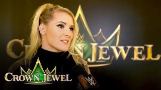 Lacey Evans in disbelief over Crown Jewel news: WWE Exclusive, Oct. 30, 2019