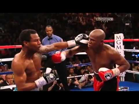 Floyd Mayweather Jr Vs Shane Mosley (Full Fight)