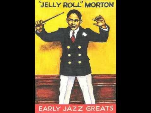 Jelly Roll Morton - The Murder Ballad (Complete)
