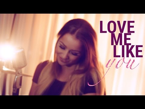 Little Mix - Love Me Like You (Official Emma Heesters Cover)