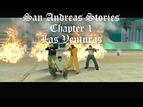 GTA San Andreas Stories - Chapter I - 1