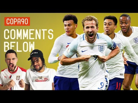 Should We Be Excited By New Look England Team? | Comments Below