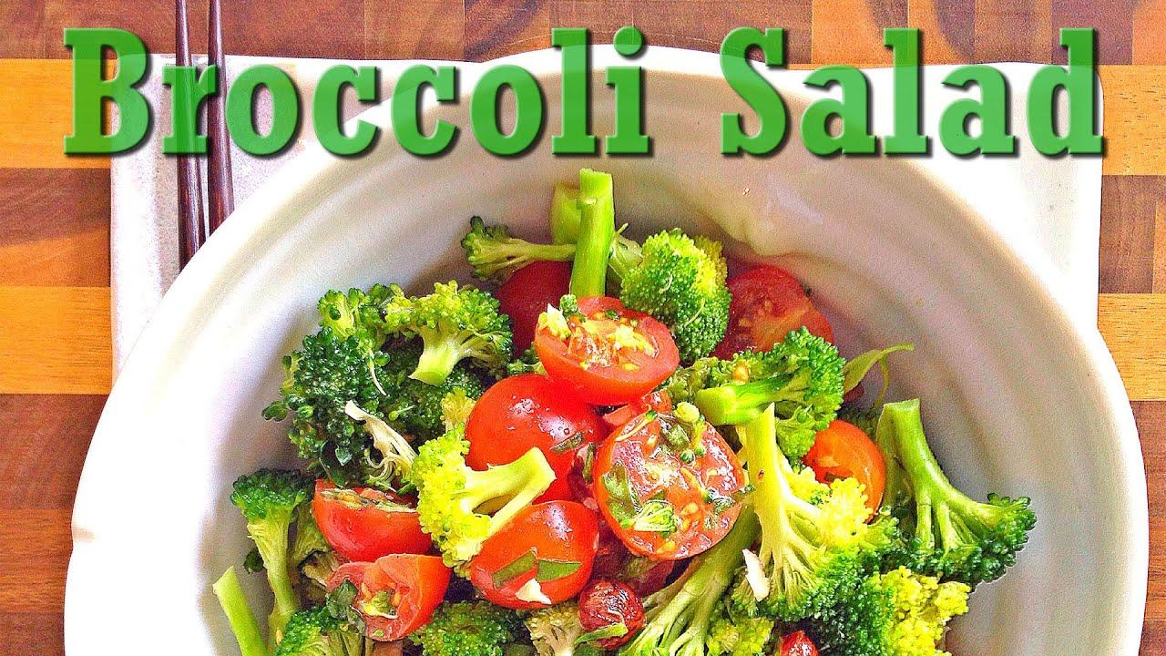 Raw Vegan Broccoli Recipes