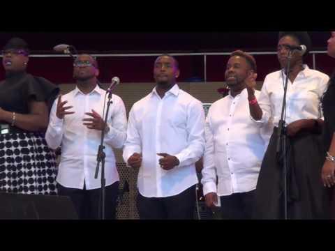 "Chicago Gospel Festival 2017-Malcolm Williams ""Praise The Lord"""