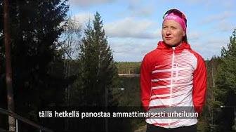 Johanna Matintalo Pöytyän Kotipesän lähettiläs