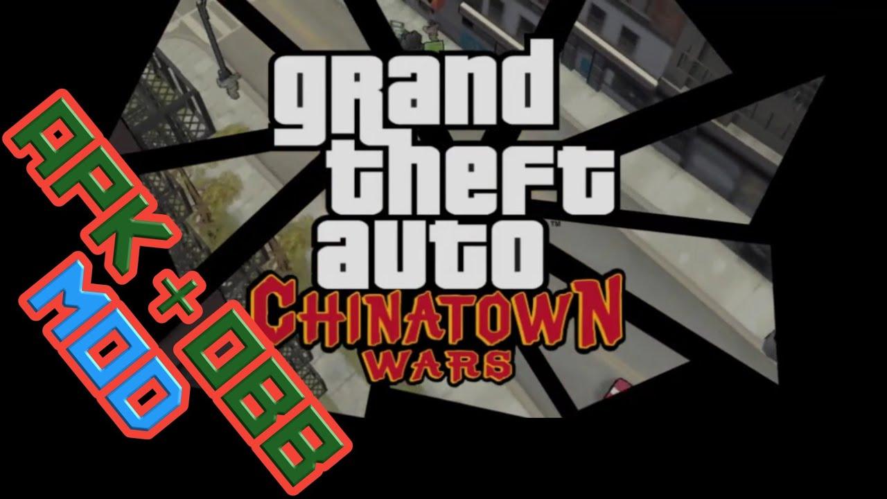 gta chinatown wars apk obb