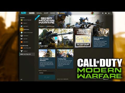 How To Download MODERN WARFARE BETA on PC