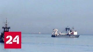 Моряки Северного флота провели учения в Баренцевом море