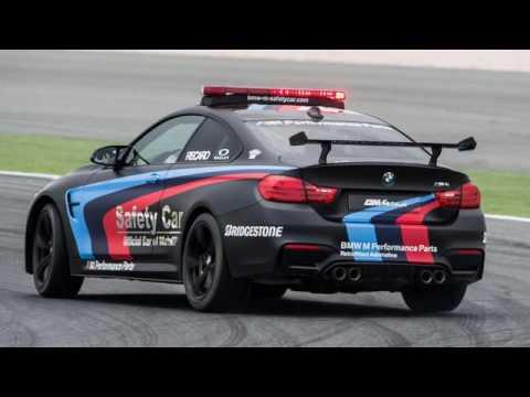 2017 Bmw M4 Motogp Safety Car 459bhp Est Youtube