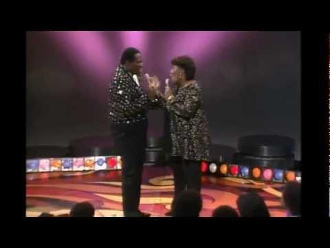 #nowwatching Luther Vandross & Cheryl Lynn LIVE - If This World Were Mine