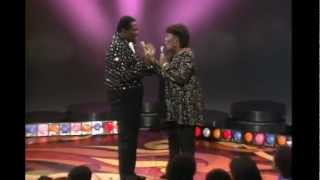 #nowwatching Luther Vandross & Cheryl Lynn LIVE - If This World Were Mine
