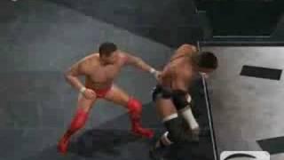 WWE Smackdown vs RAW 2008 PC(PCSX2)