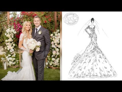 christina-el-moussa-on-her-2-in-1-wedding-dress:-'i-knew-i-wanted-it-to-be-romantic'---news-today